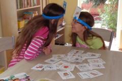 Headband játék