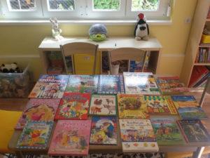 Nyelvek Játszva Nyelviskola - Budaörs - könyvek