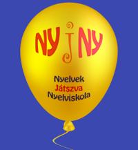 Nyelvek Játszva Nyelviskola - Budaörs logó